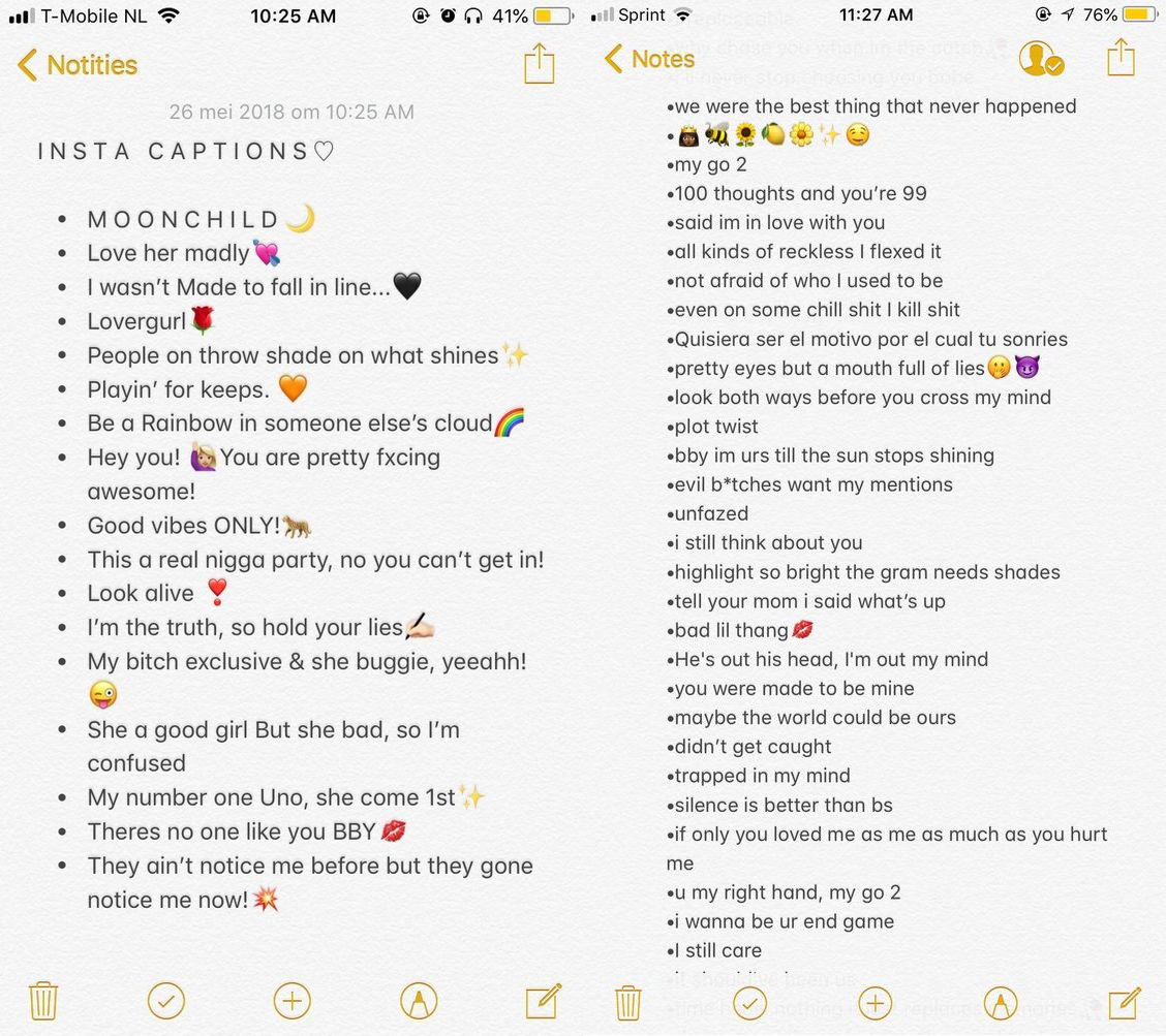 Instagram bio ideas with emoji 2019