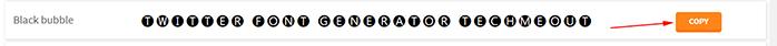 font generator for twitter